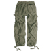 Airborne Vintage Trousers - oliv