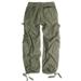 Airborne Vintage Trousers - oliv