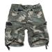 Vintage-Shorts - nightcamo gewaschen