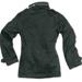 Ladies M65 Jacke - schwarz gewaschen