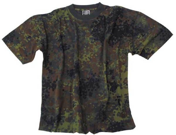 BW T-Shirt, halbarm, punkttarn