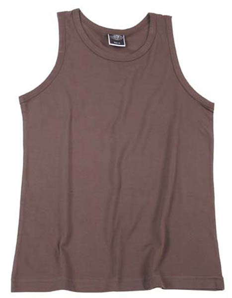 US Tank-Top, oliv