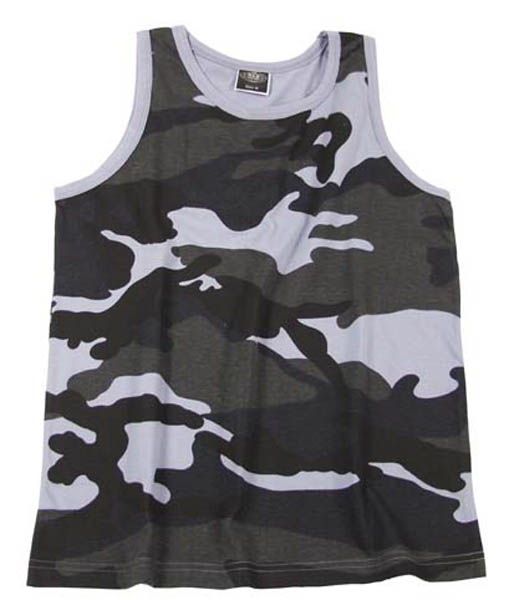 US Tank-Top, skyblue