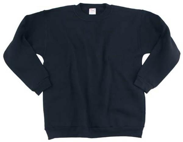 Sweatshirt, schwarz, -Pro Company-