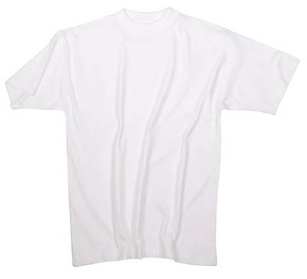 T-Shirt, -Pro Company-, weiß