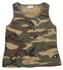 Girly Tank Top, -Pro Company-, woodland
