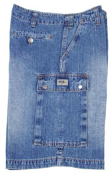 BW Feldhose, Bermuda, Jeans