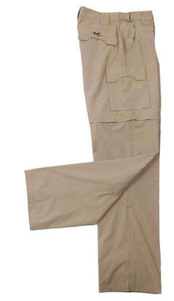 Outdoorhose -Haidel- Zip off, khaki