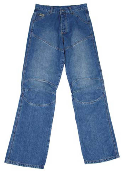 Worker-Jeans, Denim, blau-stonewashed