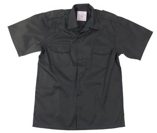 US Hemd, kurzarm, oliv