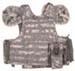 Weste, Combat, div. Taschen, AT-digital, größenverst., QR