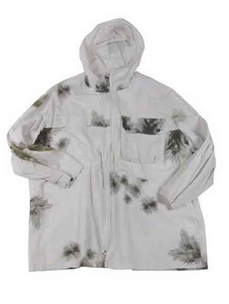 BW Schneetarnanzug, Hose-Jacke
