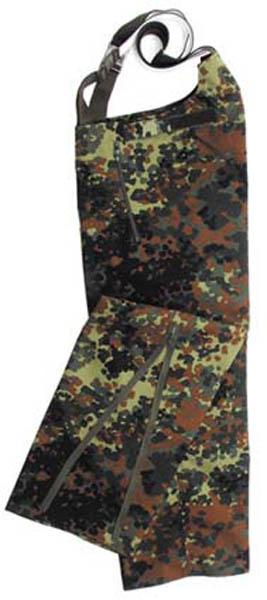 BW Regenhose, punkttarn