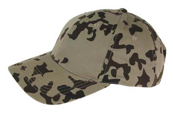 US Caps mit Schild, größenverstellbar