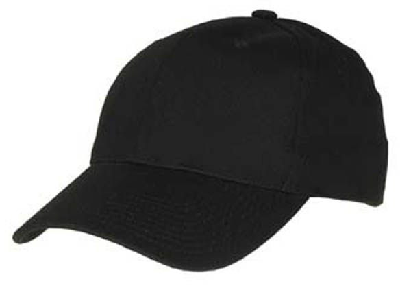 BB Cap, -Elasti-Fit-, schwarz