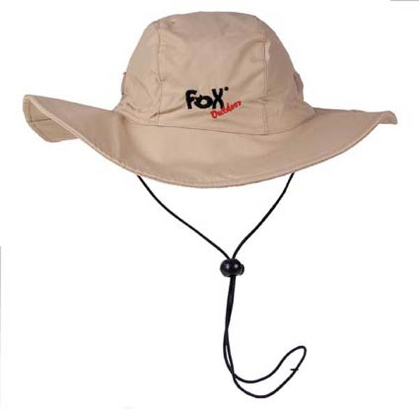 Jungle Hut Microfaser, -FOX-, khaki