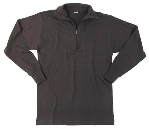 BW Rollkragenhemd, Mod., oliv