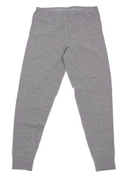 Funktions Unterhose, lang, grau