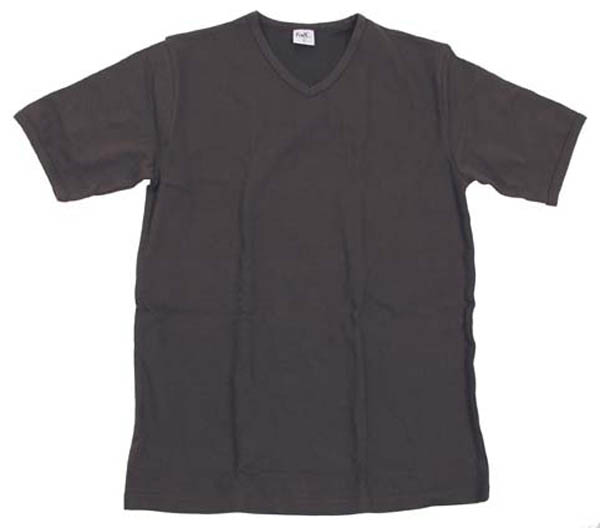 Funktions Unterhemd, kurzarm, oliv