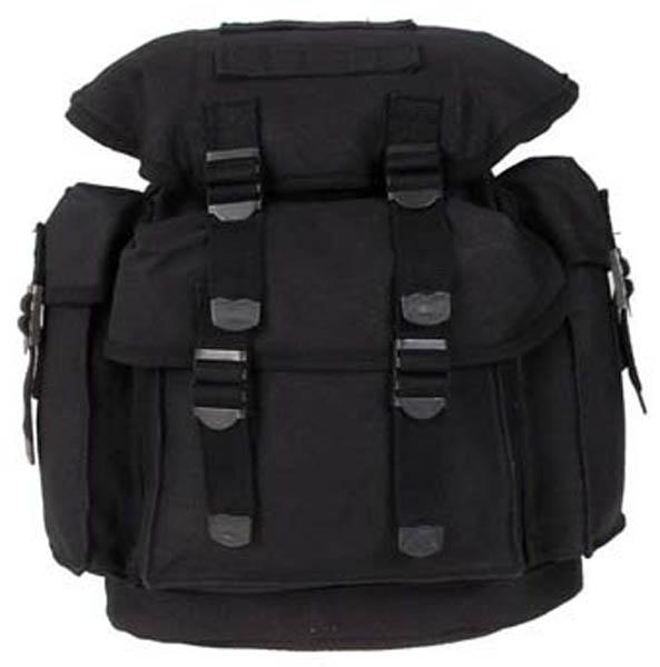 Kid´s Rucksack, schwarz, mit Träger