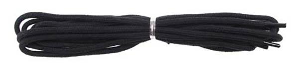 BW Schnürsenkel, schwarz, für