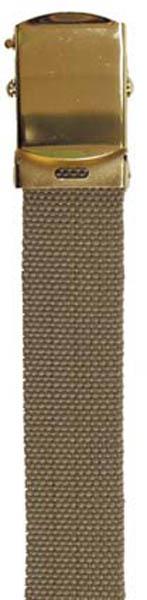 Gürtel, Baumwolle, 30 mm, khaki