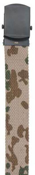 Gürtel, Baumwolle, 30 mm, tropentarn