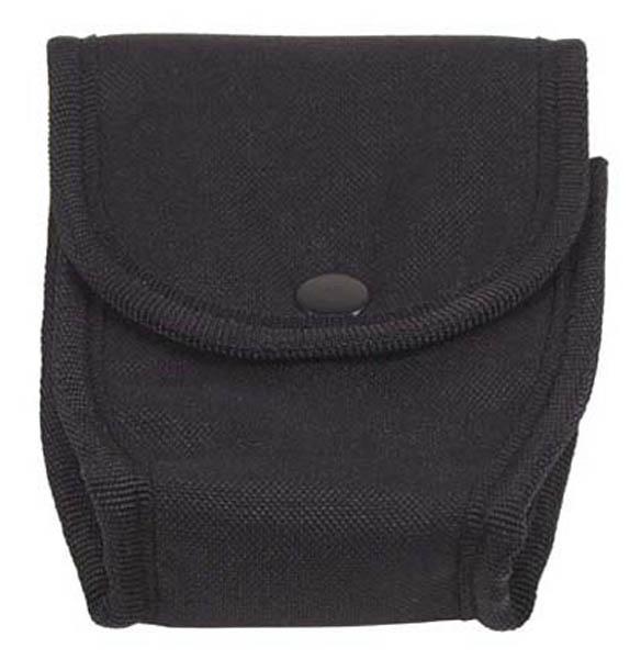 Handschellen Etui, Nylon, schwarz