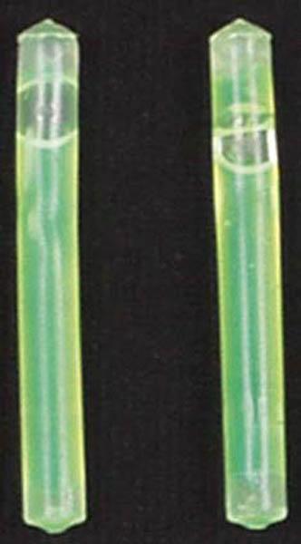 Leuchtstab, Mini, 3x23mm, grün