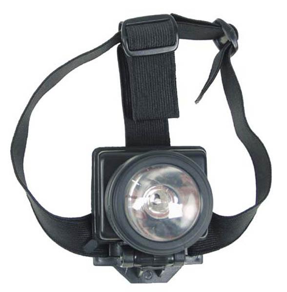 Stirnlampe, wasserdicht, klappbar
