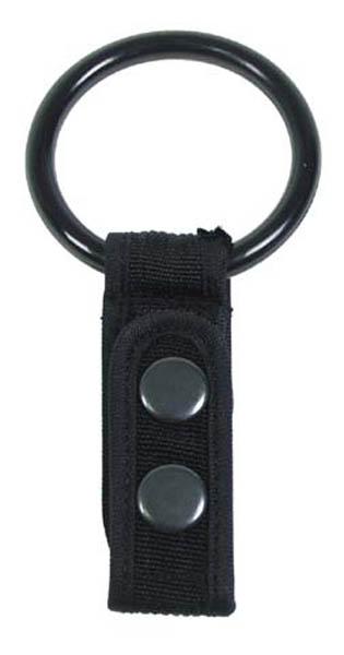 Taschenlampenhalter mit Ring und