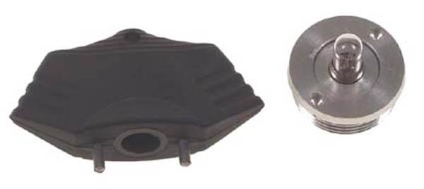 Ersatzbirne Xenon 1-Zell, mit Werkzeug