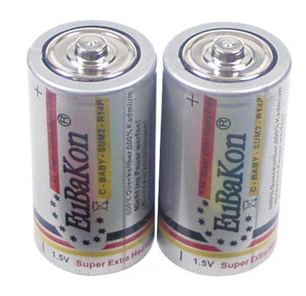 Batterien, mittel, -Baby- 2-er Pack