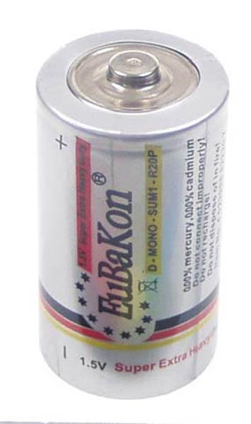 Batterie, groß ,-Mono- 1,5 Volt, R 20