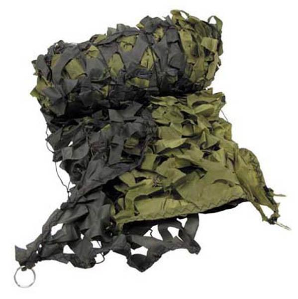 Tarnnetz,  3 x 2  m, oliv