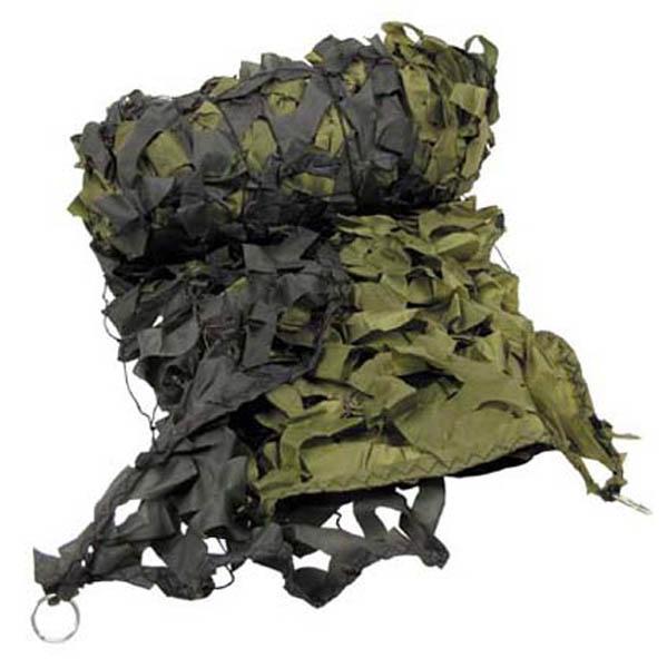 Tarnnetz,  6 x 3  m, oliv