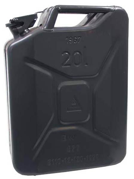 BW Benzinkanister, 20 Ltr.,gebraucht in guten zustand
