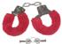 Handschellen mit 2 Schlüsseln, chrom