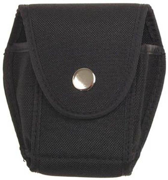 Handschellenetui, Nylon, schwarz