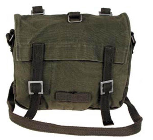 BW Kampftasche, klein, mit verstellbarem