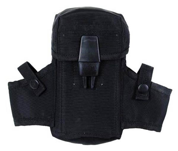 US Magazintasche, LC2 (M16) schwarz