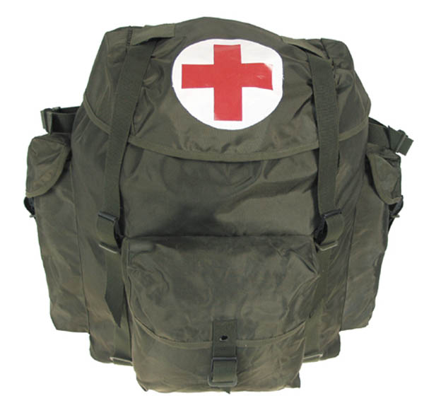 Öster. BH Großrucksack,ohne Rotes Kreuz