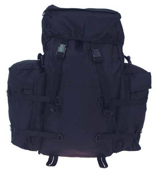 Rucksack, -Combat-, schwarz