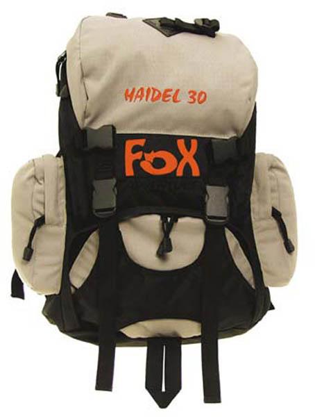Rucksack -FOX Haidel 30-, schwarz-sand