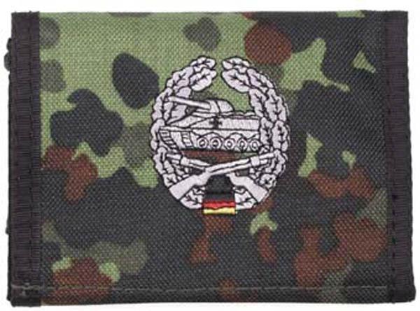 Nylongeldbörse punkttarn Panzergrenadier