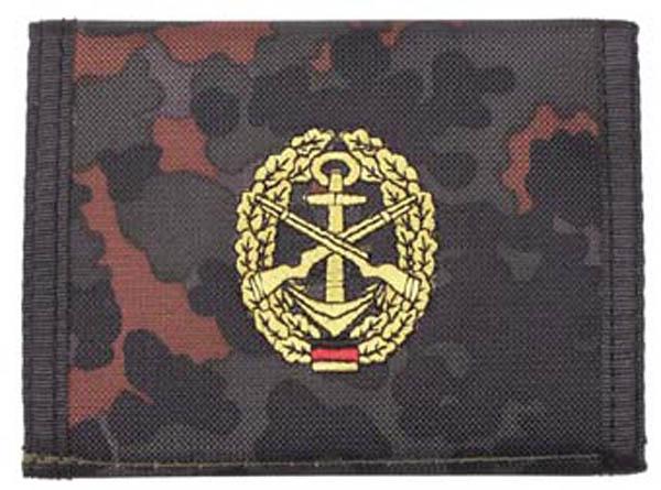 Nylongeldbörse punkttarn Marinesicherung
