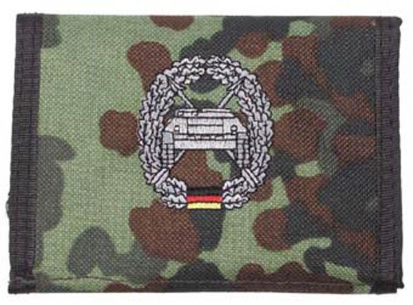 Nylongeldbörse, punkttarn, Panzerjäger