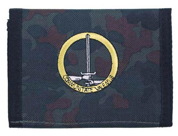 Nylongeldbörse, punkttarn, 1.NL/D-Corps