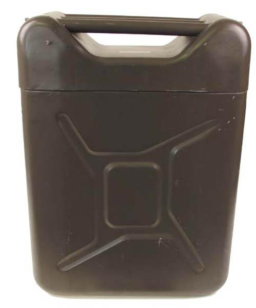 BW Termobehälter, gebr., 13 l