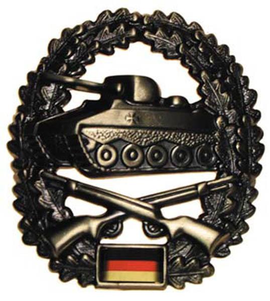 BW Barettabzeichen, -Panzergrenadier-gebraucht